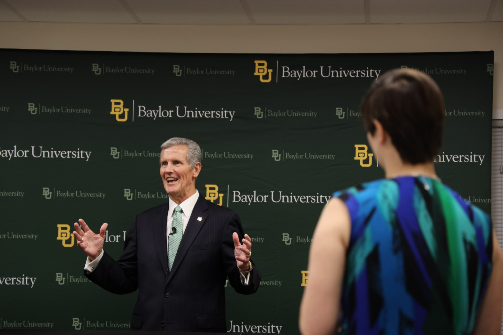 Baylor Regents Celebrate Transformational $100 Million Gift, Approve