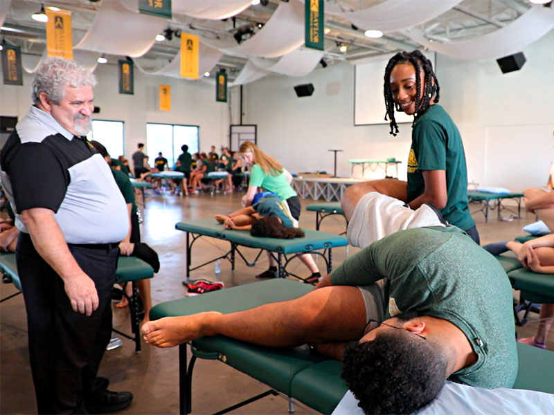 Hybrid, Human, & Hands-on Physical Therapist Education