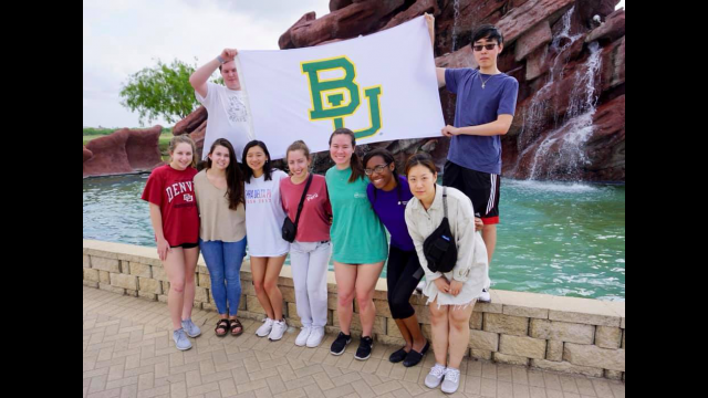 Baylor Students Serving the World Through 2019 May Minimester BUMissions