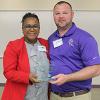 Dr. Lakia Scott Receives Texas NAME Research Award
