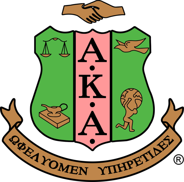 alpha kappa alpha shield