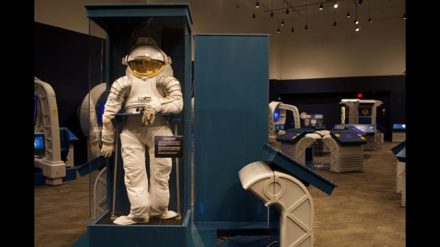 Mayborn astronauts