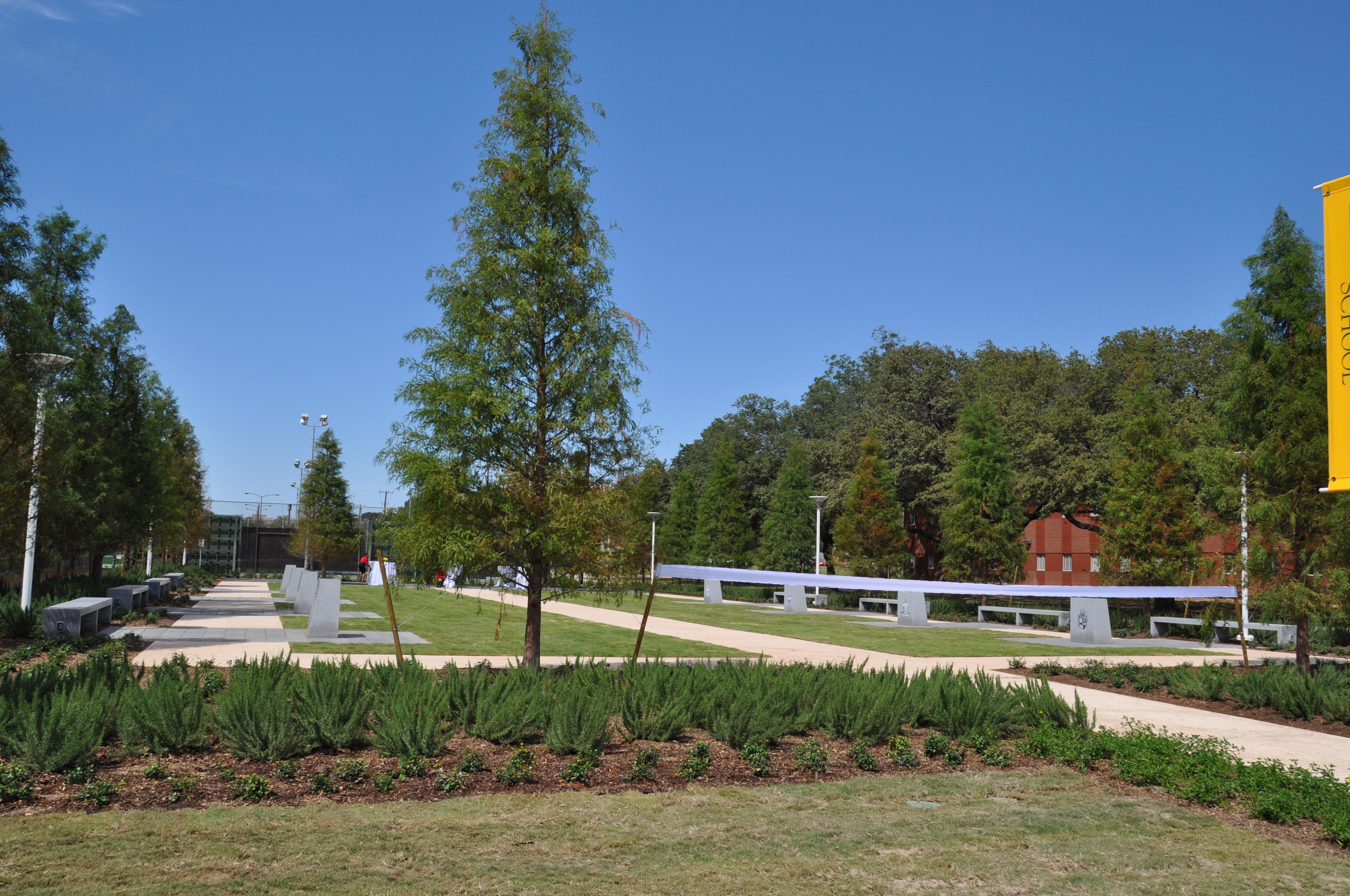 National Pan Hellenic Garden Student Activities Baylor University