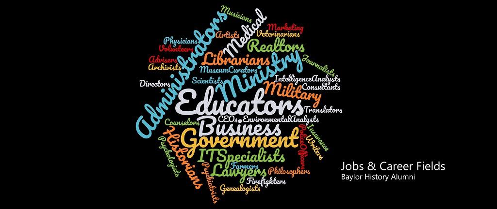 Why Study History - Alumni Careers