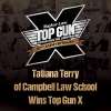Tatiana Terry of Campbell Law School Wins the 2019 Top Gun National Mock Trial Competition
