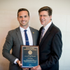 Waco City Councilman Dillon Meek named the 2019  Baylor Young Lawyer of the Year