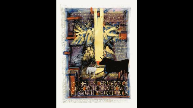 Full-Size Image: Birth of Christ...