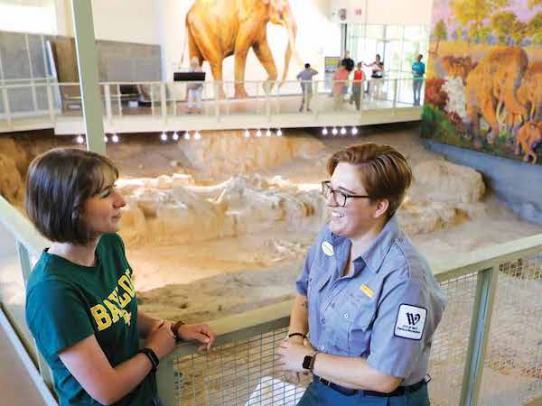 The Waco Mammoth National Monument