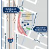 Dutton Avenue Planned to Close Between S. 5th Street and S. 8th Street