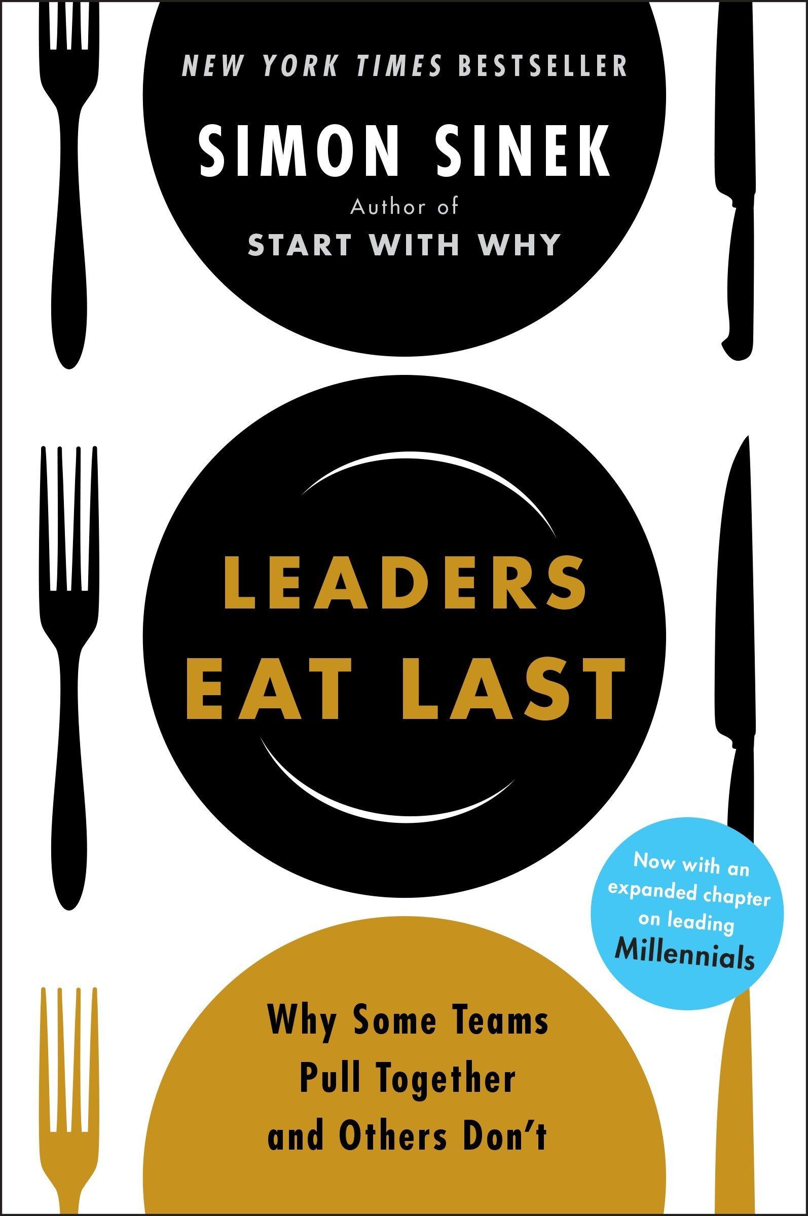 Book Cover: Leaders Eat Last