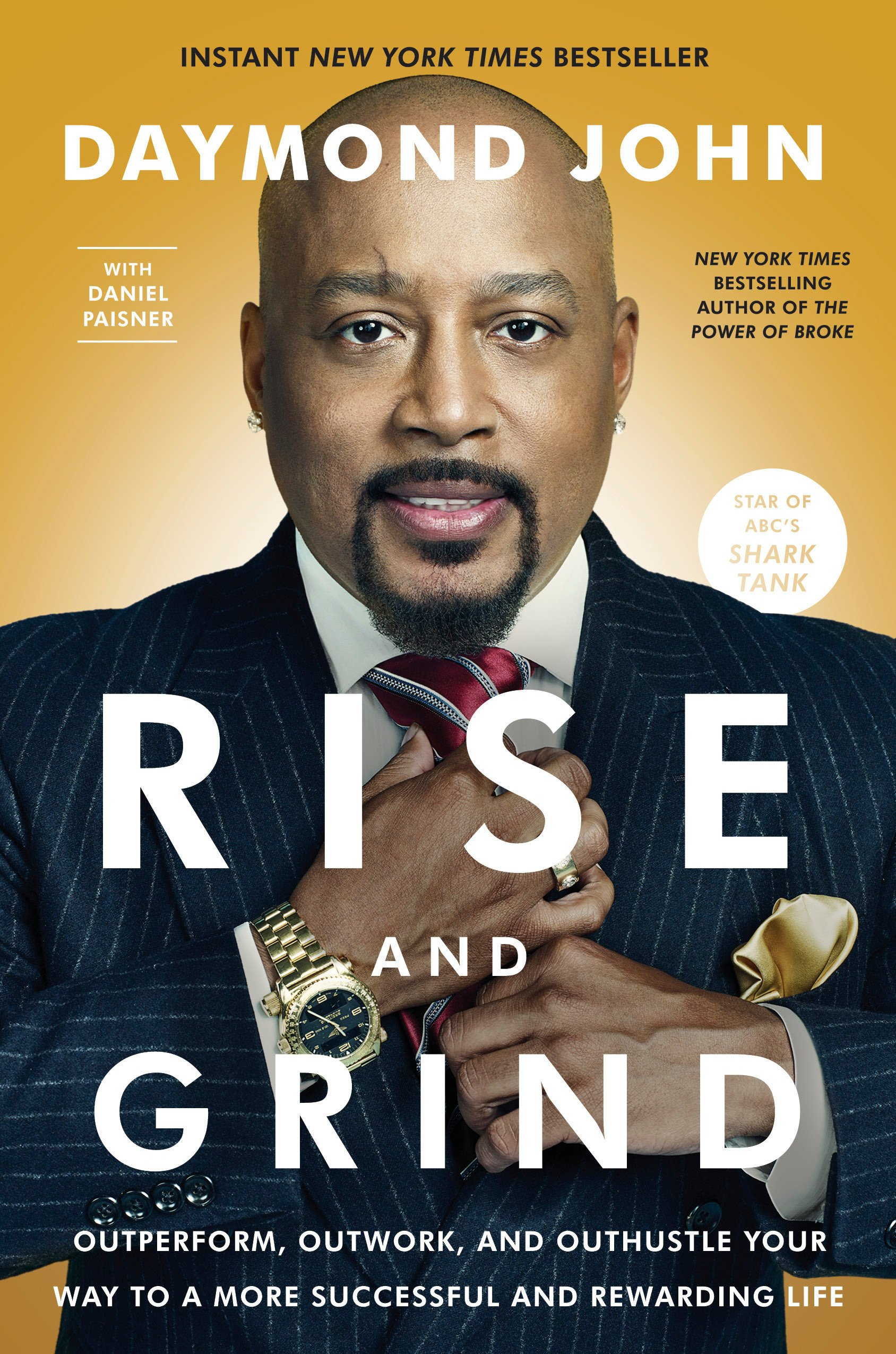 Book Cover: Rise and Grind