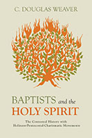 Baptists and the holy spirit book cover