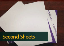 Second Sheets