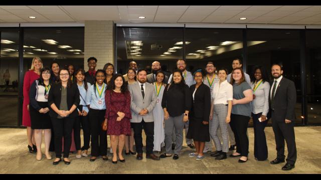 McNair Scholars EOY Banquet