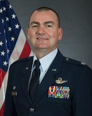 Lt Col Paul Bryant