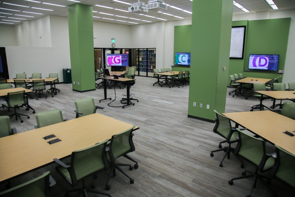 Moody 104 Active Learning Lab