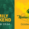 [Family Weekend Homecoming 2019]