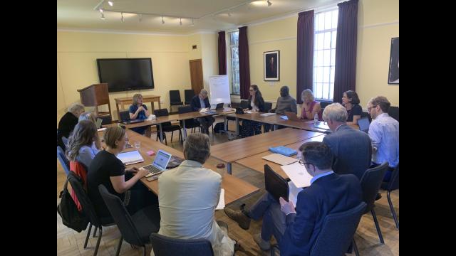 Baptist Scholars International Roundtable 2