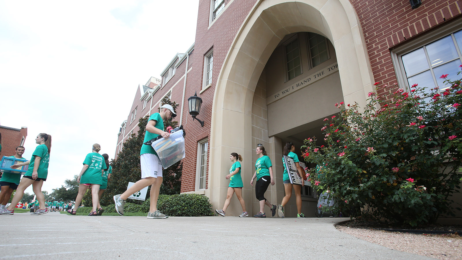 Move-In Day: What's It Like?