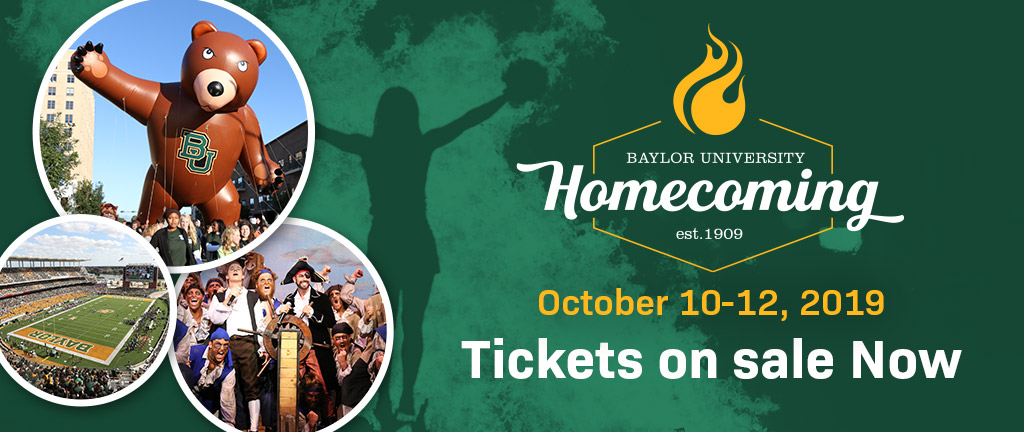 Homecoming Tickets on sale now