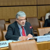 CASPER Faculty Member Presents Study Results at United Nations in Vienna