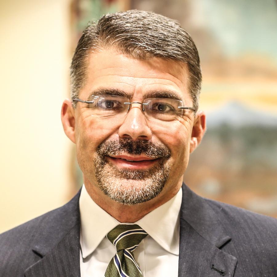Dr. Dennis Tucker
