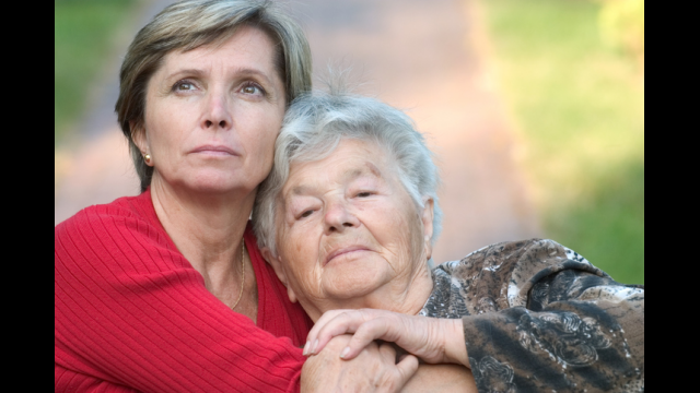 Caregivers of People with Dementia Are Losing Sleep