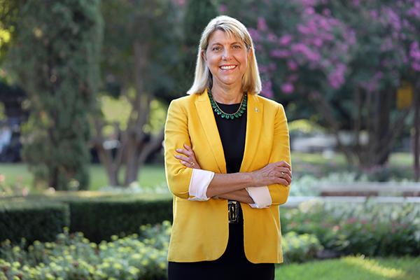 President Linda Livingstone