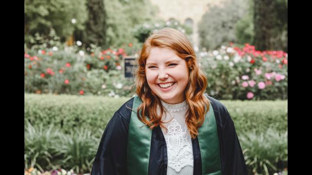Full-Size Image: Lauren Hornbeak Grad