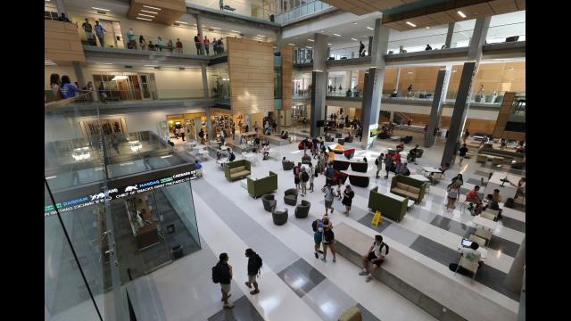 Foster Campus Atrium