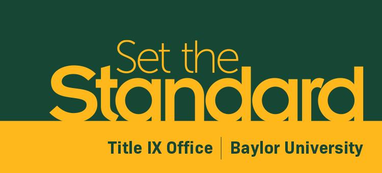 Title IX Office - Baylor University