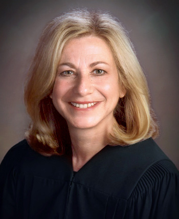 Headshot of Judge Sharon Prost
