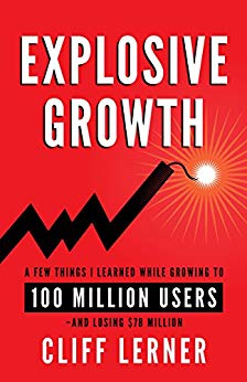 Book Cover: Explosive Growth