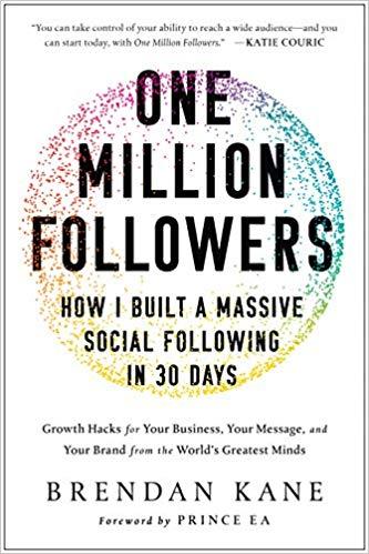 Book Cover: A Million Followers
