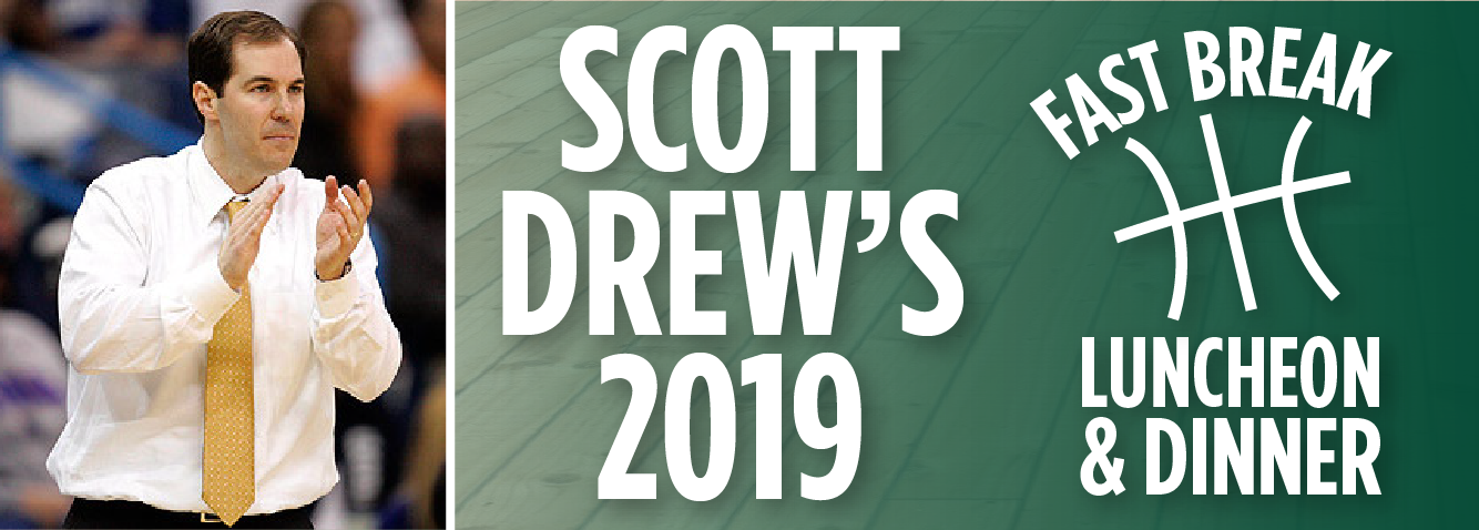 Scott Drew's Fast Break Events