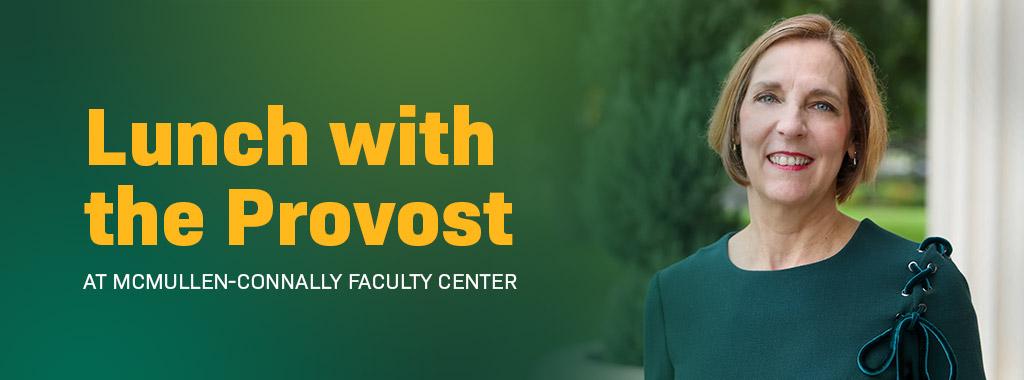 Baylor Provost Nancy Brickhouse, Ph.D.