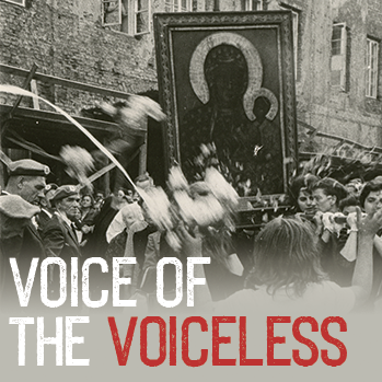 Voice of the Voiceless: Keston Center's 50th Anniversary Commemoration