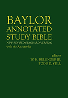 Baylor Annotated Study Bible