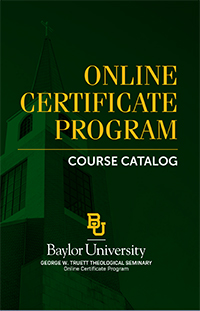 Online Certificate Catalog