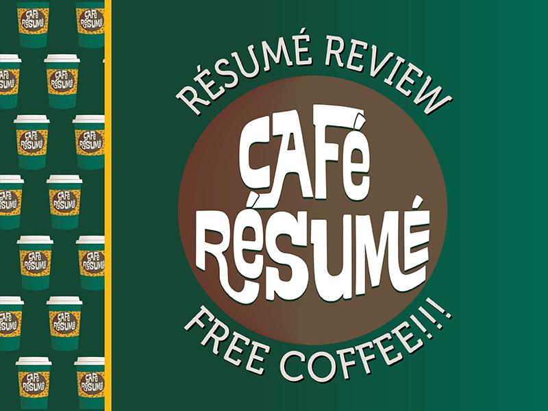 Cafe Resume