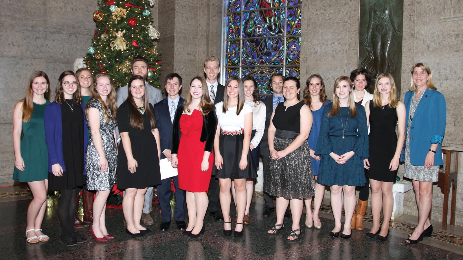 Phi Beta Kappa Members