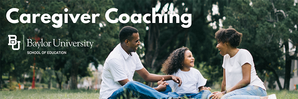 Caregiver Coaching Header