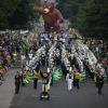 [Baylor Homecoming Parade]