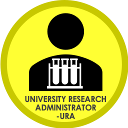 graphical representation of university research administrator