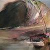 Professor Winter Rusiloski's Paintings in Two Juried Exhibitions