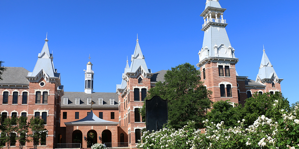 Baylor Quadrangle