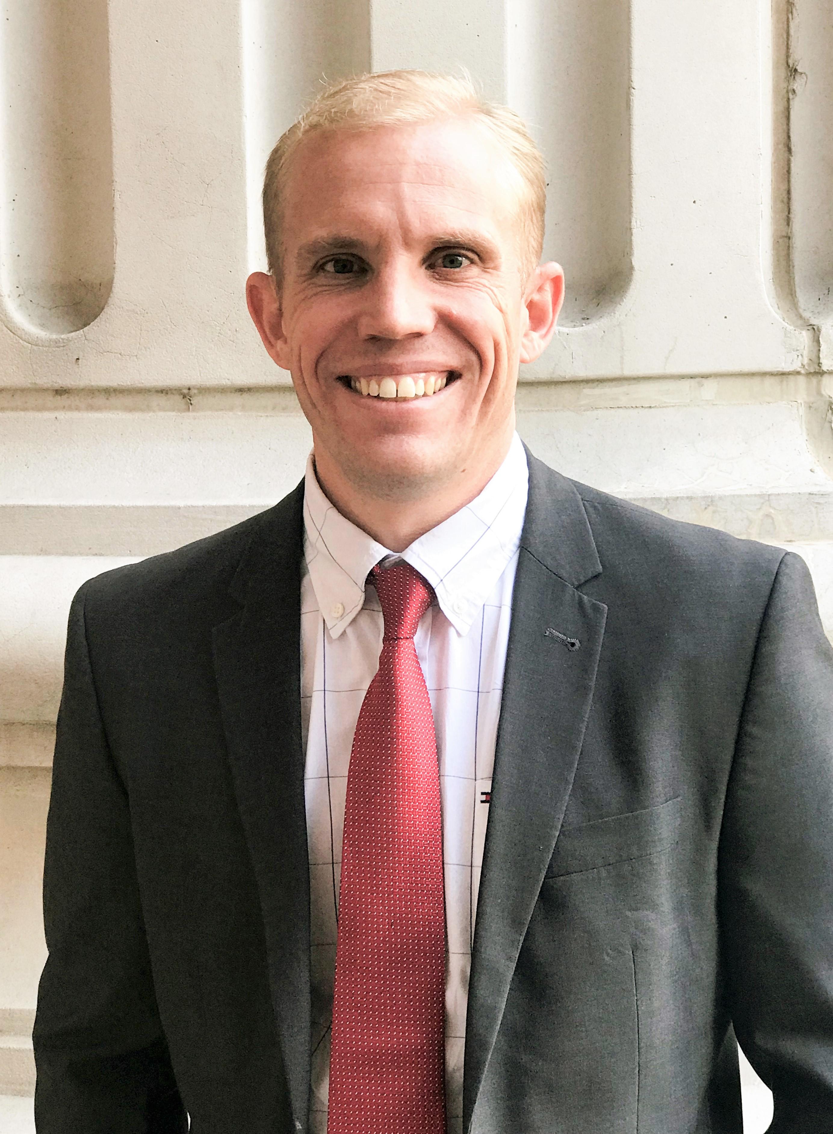 Benjamin Ryan, Ph.D.