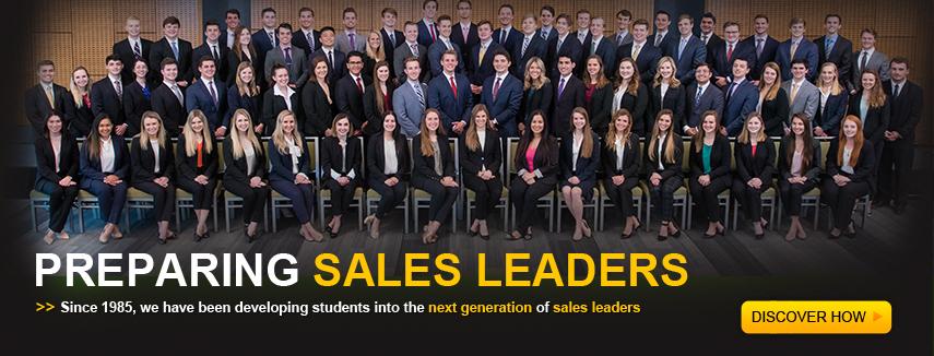 Preparing Sales Leaders. Discover How.