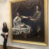 Professor Heidi Hornik Works With Her Son on Research of Baroque Painter Paolo Finoglio
