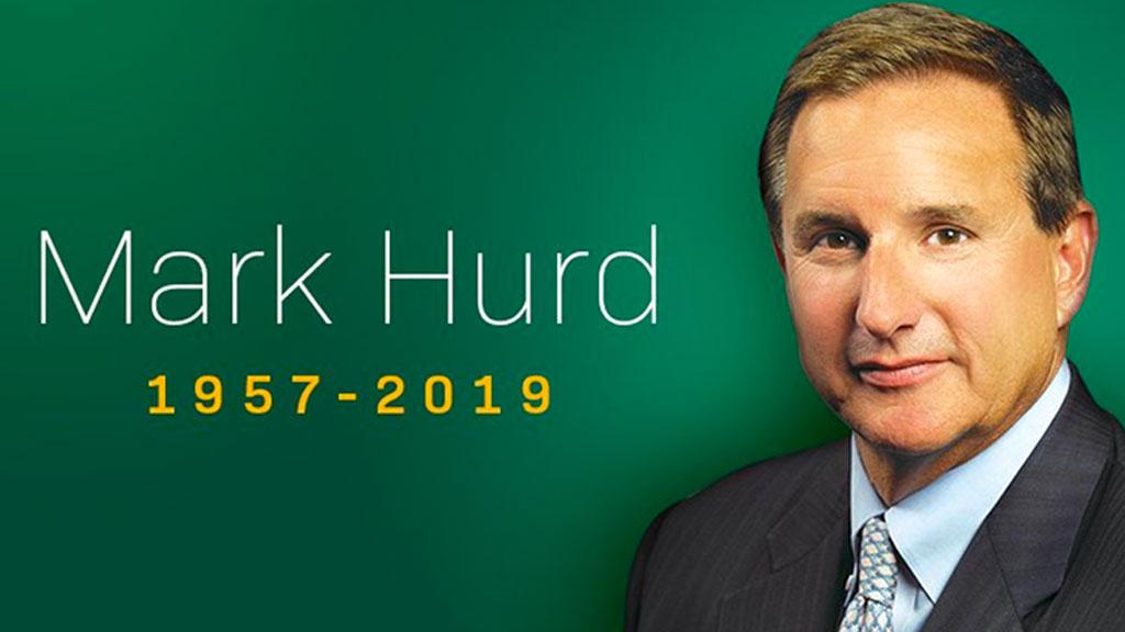 In Memory of Mark Hurd